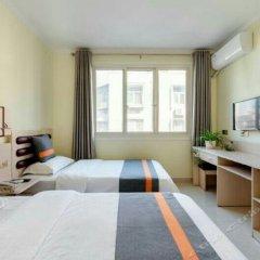 Отель Shunjia Hotel Китай, Сиань - отзывы, цены и фото номеров - забронировать отель Shunjia Hotel онлайн комната для гостей фото 3