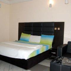 Отель Ritz-Carinton Suites Нигерия, Энугу - отзывы, цены и фото номеров - забронировать отель Ritz-Carinton Suites онлайн комната для гостей фото 5