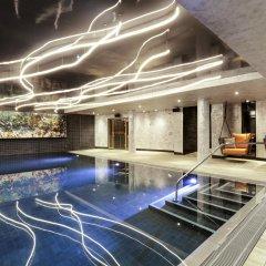 Отель Novotel London Canary Wharf Hotel Великобритания, Лондон - 1 отзыв об отеле, цены и фото номеров - забронировать отель Novotel London Canary Wharf Hotel онлайн бассейн фото 2