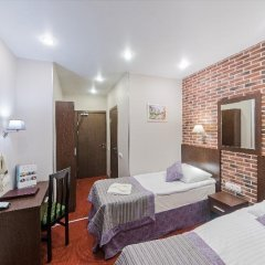 Гостиница Atman 3* Стандартный номер с различными типами кроватей фото 24