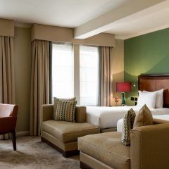 St. Pancras Renaissance Hotel London комната для гостей фото 10