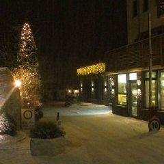 Отель Residence Sägemühle Прато-алло-Стелвио гостиничный бар