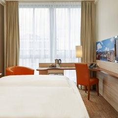 H+ Hotel Berlin Mitte комната для гостей