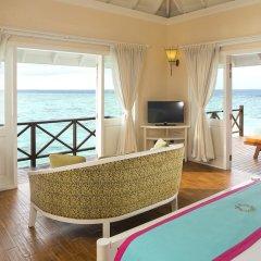 Отель Sun Aqua Vilu Reef комната для гостей фото 3