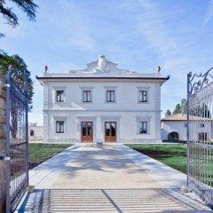 Villa Tolomei Hotel & Resort Флоренция парковка