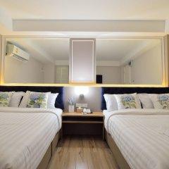 De Lavender Bangkok Hotel Бангкок комната для гостей фото 4