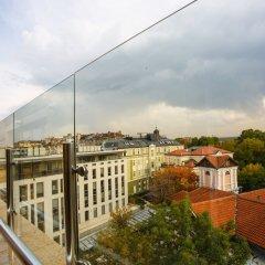 Arena di Serdica Hotel балкон