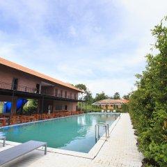 Отель Countryside Garden Resort & Bar с домашними животными