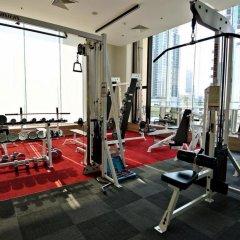 Отель Somerset Park Suanplu Бангкок фитнесс-зал фото 2