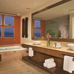 Отель Now Amber Resort & SPA ванная