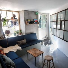 Woodah Hostel Копенгаген комната для гостей