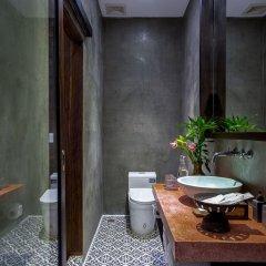 Отель Golden Temple Villa ванная