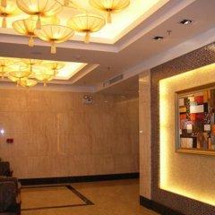 Отель Yinyi Hotel Китай, Чжуншань - отзывы, цены и фото номеров - забронировать отель Yinyi Hotel онлайн интерьер отеля фото 2