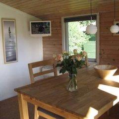 Отель MØrkholt Strand Camping & Cottages Боркоп в номере