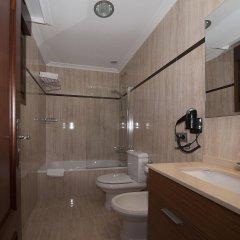 Отель Pensión Residencia A Cruzán - Adults Only ванная фото 2