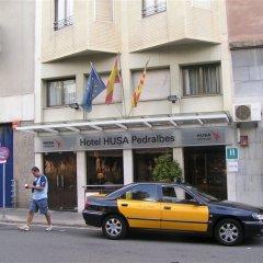 Отель Husa Pedralbes Испания, Барселона - отзывы, цены и фото номеров - забронировать отель Husa Pedralbes онлайн спортивное сооружение