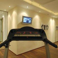 Отель Friesachers Aniferhof Аниф фитнесс-зал фото 3