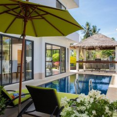 Отель Luxury Villa Pina Colada фото 2
