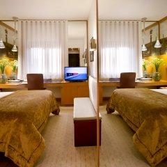 Отель Starhotels Tourist Италия, Милан - 3 отзыва об отеле, цены и фото номеров - забронировать отель Starhotels Tourist онлайн комната для гостей