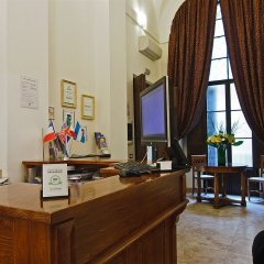Отель Le Clarisse al Pantheon Италия, Рим - отзывы, цены и фото номеров - забронировать отель Le Clarisse al Pantheon онлайн интерьер отеля фото 3