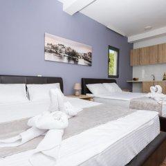 Отель Bevilacqua Apartments Черногория, Будва - отзывы, цены и фото номеров - забронировать отель Bevilacqua Apartments онлайн комната для гостей фото 4