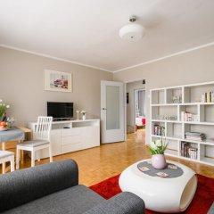 Апартаменты P&O Apartments Stegny 3 Варшава комната для гостей фото 4