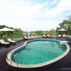 Отель Mercure Hue Gerbera Вьетнам, Хюэ - отзывы, цены и фото номеров - забронировать отель Mercure Hue Gerbera онлайн бассейн