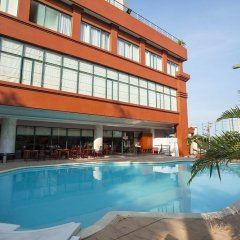 Asean HaLong Hotel бассейн фото 3