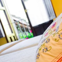 Отель Posada Las Espedillas Камалено удобства в номере
