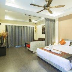 Отель Koh Tao Heights Apartments Таиланд, Мэй-Хаад-Бэй - отзывы, цены и фото номеров - забронировать отель Koh Tao Heights Apartments онлайн комната для гостей фото 5