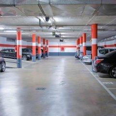 Отель Silken Puerta Валенсия парковка