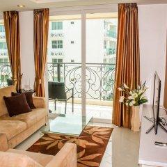 Отель Paradise Park Condo Паттайя комната для гостей фото 5