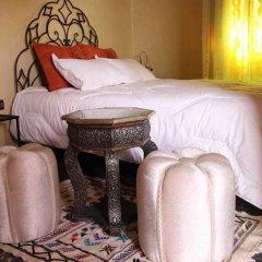 Отель Riad Porte Des 5 Jardins Марокко, Марракеш - отзывы, цены и фото номеров - забронировать отель Riad Porte Des 5 Jardins онлайн удобства в номере фото 2