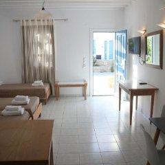 Отель Domna Греция, Миконос - отзывы, цены и фото номеров - забронировать отель Domna онлайн комната для гостей фото 5