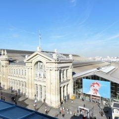 Отель New Hôtel Gare du Nord Франция, Париж - отзывы, цены и фото номеров - забронировать отель New Hôtel Gare du Nord онлайн фото 3