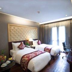 Отель Medallion Hanoi Hotel Вьетнам, Ханой - отзывы, цены и фото номеров - забронировать отель Medallion Hanoi Hotel онлайн комната для гостей фото 5