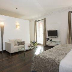 Отель Hospes Puerta de Alcalá Испания, Мадрид - отзывы, цены и фото номеров - забронировать отель Hospes Puerta de Alcalá онлайн комната для гостей фото 4