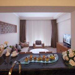 Отель Grand Park Xian Китай, Сиань - отзывы, цены и фото номеров - забронировать отель Grand Park Xian онлайн питание фото 3