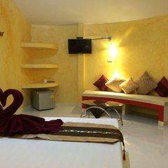 Отель Angel Green Garden Bungalows Самуи комната для гостей фото 3
