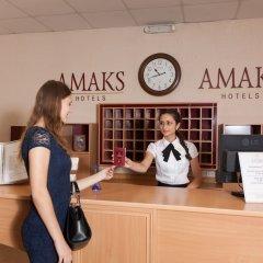 Гостиница АМАКС Россия интерьер отеля фото 2