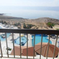 Отель Dead Sea Spa Hotel Иордания, Сваймех - отзывы, цены и фото номеров - забронировать отель Dead Sea Spa Hotel онлайн балкон