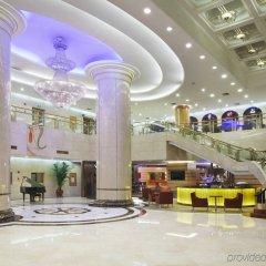 Отель Holiday Inn Shenzhen Donghua Китай, Шэньчжэнь - отзывы, цены и фото номеров - забронировать отель Holiday Inn Shenzhen Donghua онлайн интерьер отеля