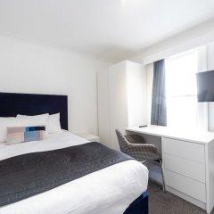 Отель The Dome Kings Cross Великобритания, Лондон - отзывы, цены и фото номеров - забронировать отель The Dome Kings Cross онлайн комната для гостей фото 3