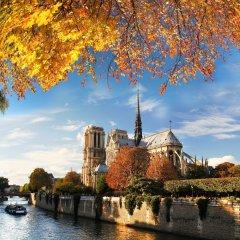 Отель Bastille Villa Франция, Париж - отзывы, цены и фото номеров - забронировать отель Bastille Villa онлайн приотельная территория фото 2