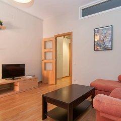 Апартаменты Bbarcelona Apartments Sagrada Familia Terrace Flats Барселона комната для гостей фото 2