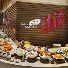 Lotte City Hotel Jeju питание фото 2