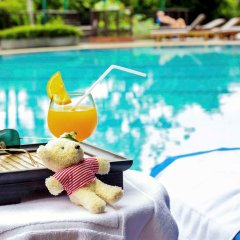 Отель Grand Mercure Bangkok Fortune в номере