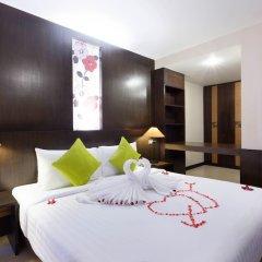 Andakira Hotel комната для гостей фото 13