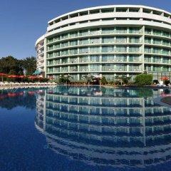 Отель Colosseum Солнечный берег бассейн фото 3