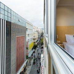 Апартаменты UPSTREET Ermou Elegant Apartments Афины балкон